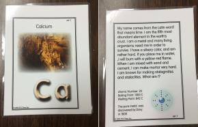 calcium atom
